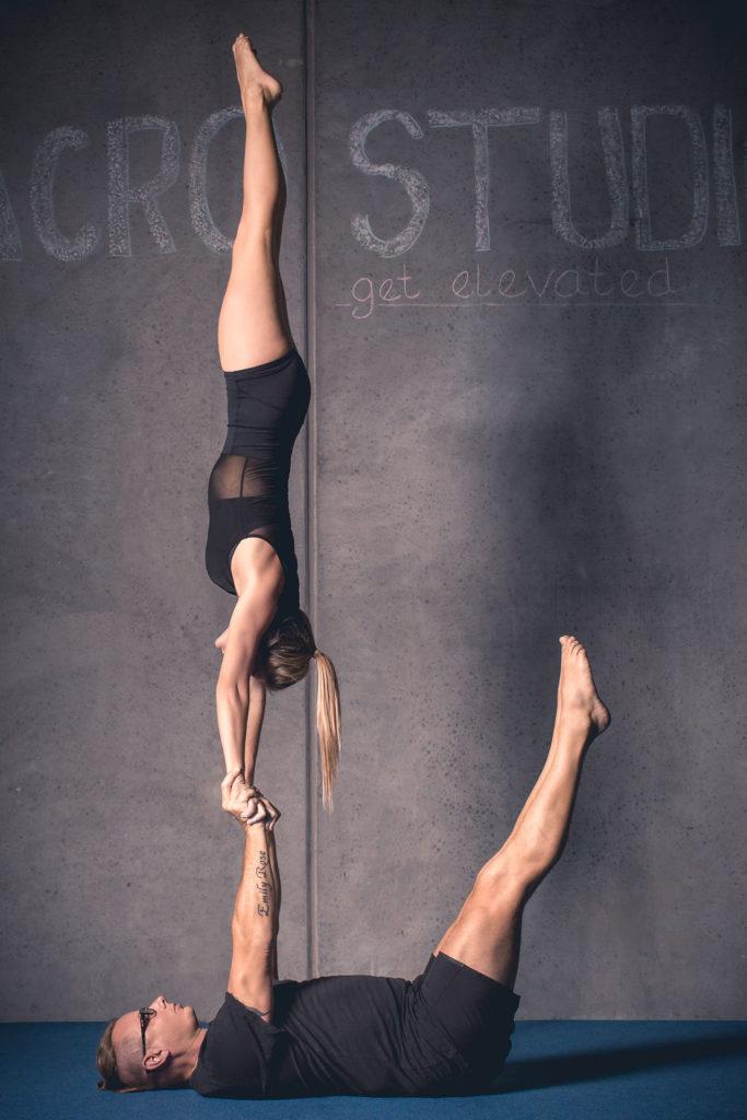 Handstands & Hand To Hand Balance